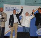 REDACCIÓN DELAZOAORIENTAL.NET El Partido Revolucionario Moderno (PRM) celebró este jueves su Comisión Política, en la cual aprobó las fechas de celebración del calendario de las convenciones internas que elegirán sus […]