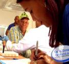 """REDACCIÓN DELAZONAORIENTAL.NET El Despacho de la Primera Dama a través de su programa """"Cuenta Conmigo"""" llegó hasta orillas del río Ozama y pintó de solidaridad toda la zona de El […]"""