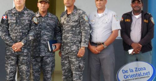 REDACCIÓN DELAZONAORIENTAL.NET El director de la Policía Nacional, mayor general Ney Aldrin Bautista Almonte visitó una vista al destacamento de laCiudad Juan Bosch, para supervisar los trabajos de seguridad y […]