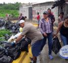 REDACCIÓN DELAZONAORIENTAL.NET Santo Domingo Este-La Regidora y dirigente del Partido de la Liberación Dominicana (PLD) Edita Sandoval, encabezó este jueves un operativo de limpieza en una de las cañadas del […]