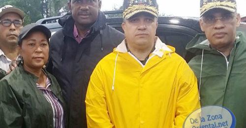 REDACCIÓN DELAZONAORIENTAL.NET Santo Domingo Este-El alcalde Alfredo Martínez recorrió junto al nuevo director del la Policía Nacional, General Ney Aldrin Bautista y el subdirector General Neivis Pérez Sánchez las zonas […]