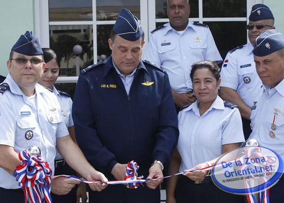 Comandancia General FARD inaugura instalaciones de la Oficina de Salud y Riesgos Laborales