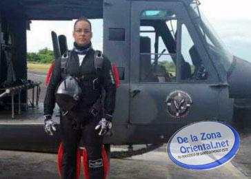 FARD lamenta muerte de paracaidista