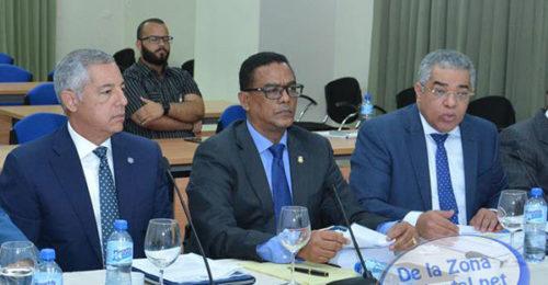 REDACCIÓN DELAZONAORIENTAL.NET Santo Domingo.-La Comisión Bicameral que estudia elproyectode ley dePresupuestoGeneral del Estado, correspondiente al año 2018, por un monto superior a los 816 mil millones de pesos, recibió este […]