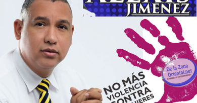Diputado Alexis Jimenez: ¿Por qué las están matando…?