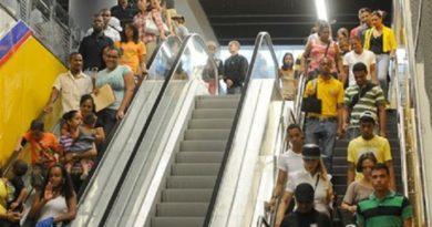 OPRET resolverá ascensores y escaleras Metro de Santo Domingo en dos semanas