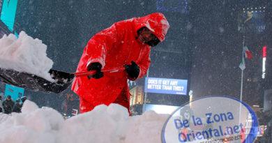 Varios vuelos cancelados desde RD hacia Estados Unidos por tormenta de nieve