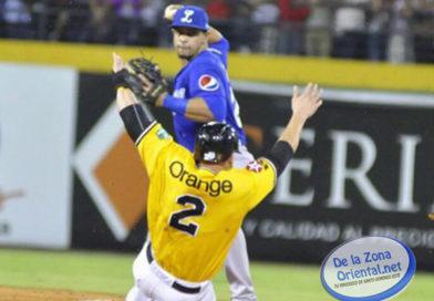 Licey y Águilas se enfrentan esta noche en Santiago por el desempate