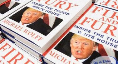"""Leonel Fernández: """" libro sobre Trump y su gobierno estremecen la Casa Blanca"""""""