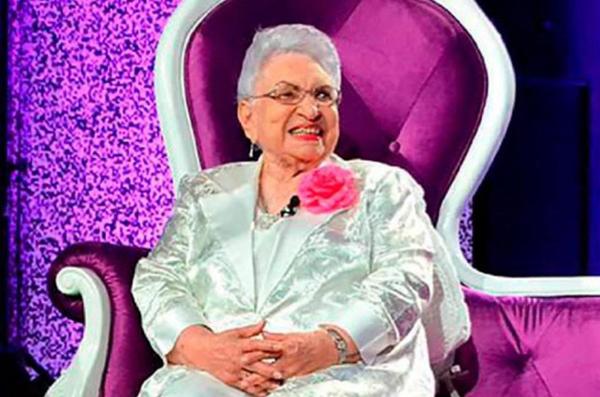 María Cristina Camilo, primera locutora y primer rostro femenino de la TV dominicana, debe ser la Gran Soberana del 2021. - De la Zona Oriental.net